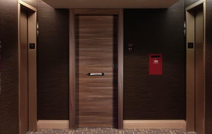 Θωρακισμένες πόρτες εισόδου